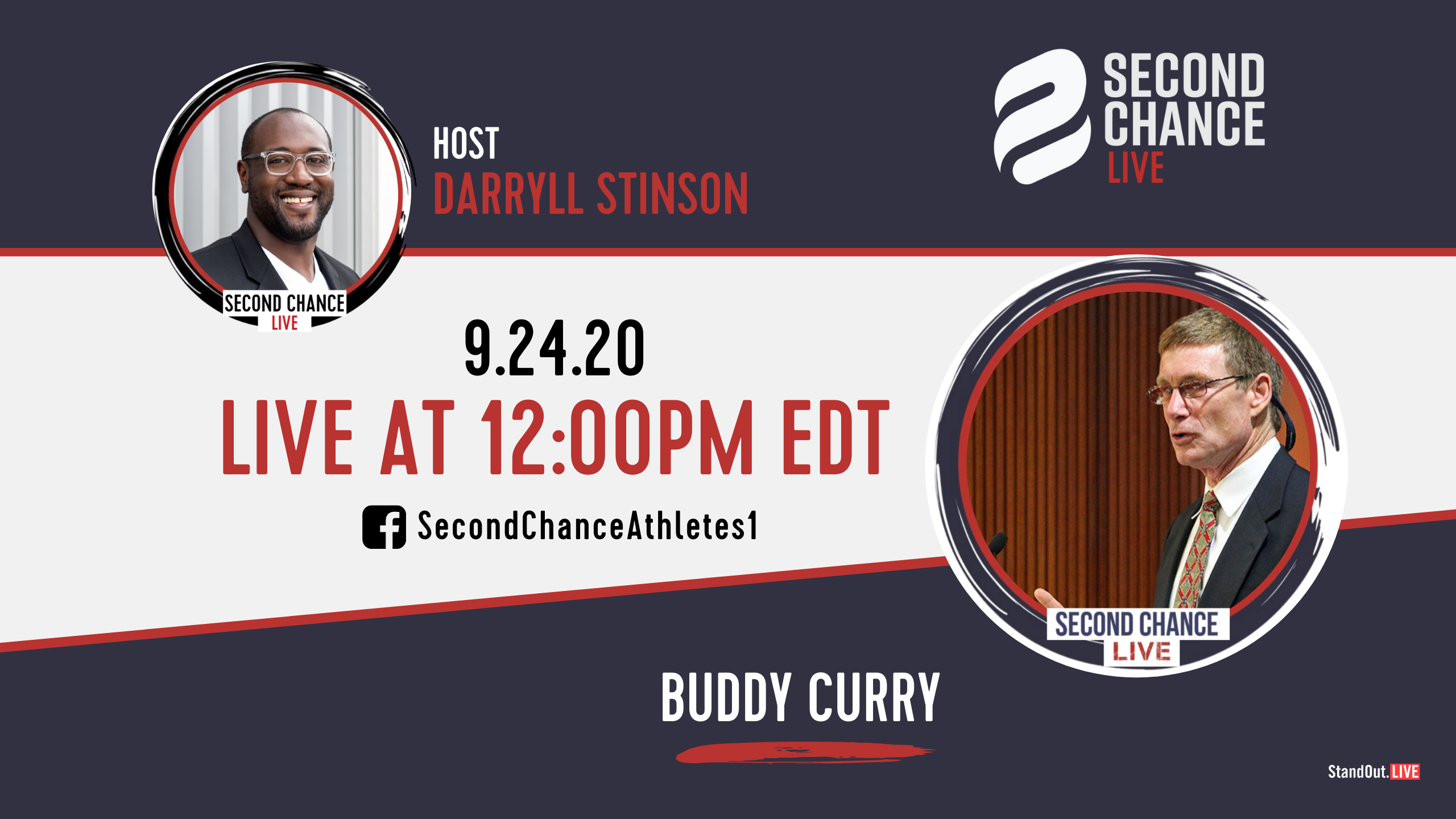 Second Chance LIVE -with Buddy Curry